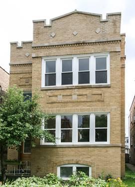 5317 W Montrose Unit 2, Chicago, IL 60641