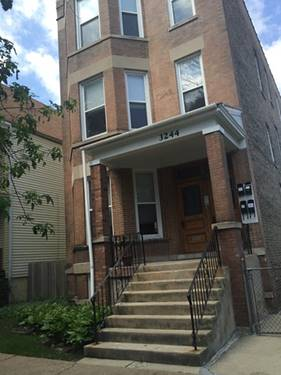 3244 N Whipple Unit 1, Chicago, IL 60618
