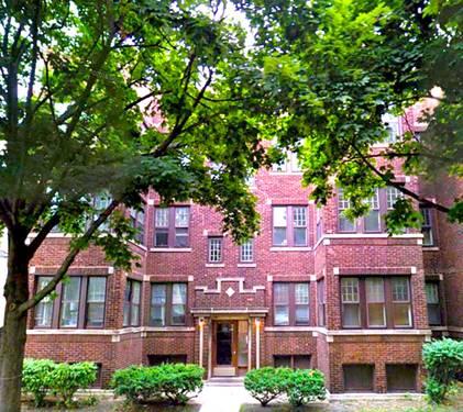 1544 W Arthur Unit 3, Chicago, IL 60626