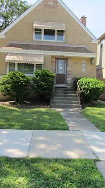 6035 W Montrose, Chicago, IL 60634