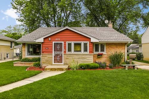 1032 Peterson, Park Ridge, IL 60068
