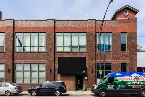 22 N Morgan Unit 204, Chicago, IL 60607 West Loop