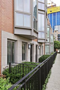 456 E North Water Unit D, Chicago, IL 60611 Streeterville