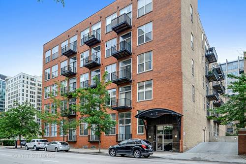 417 S Jefferson Unit 504B, Chicago, IL 60607