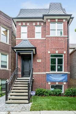 3313 N Oakley, Chicago, IL 60618