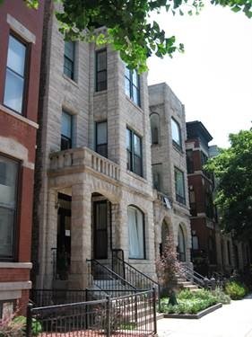 2133 N Sheffield Unit 1A, Chicago, IL 60614 West Lincoln Park