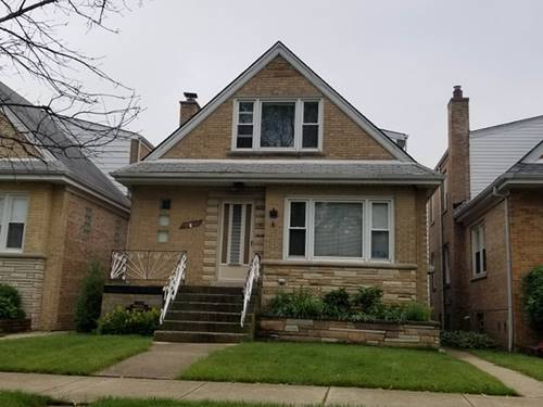5534 N Major, Chicago, IL 60630