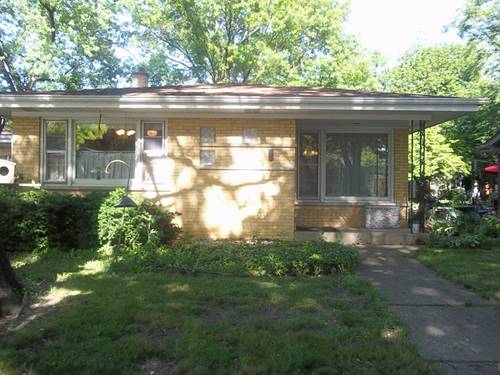 18841 Carson, Homewood, IL 60430
