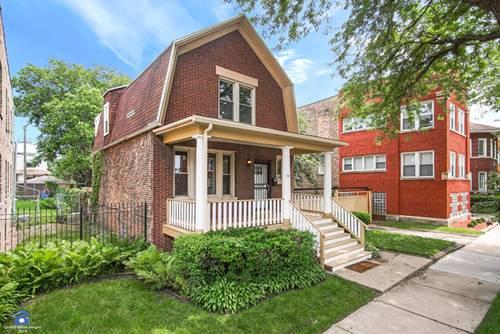 7427 S Crandon, Chicago, IL 60649