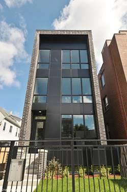 1621 N Campbell Unit 2, Chicago, IL 60647