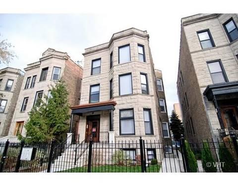 3821 N Wilton Unit 1, Chicago, IL 60613 Lakeview