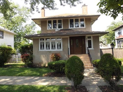 833 S Humphrey, Oak Park, IL 60304