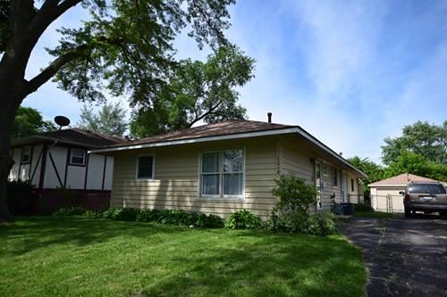 1018 Chippewa, Carpentersville, IL 60110