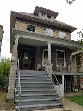 7141 S Carpenter, Chicago, IL 60621 Englewood