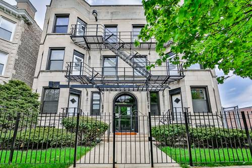 848 W Sheridan Unit 3F, Chicago, IL 60613 Lakeview