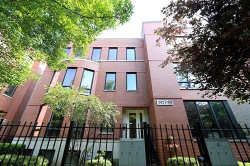1419 W Fillmore Unit 3W, Chicago, IL 60607