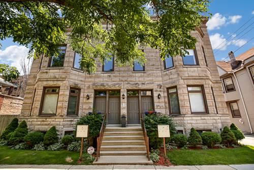 1715 W Leland Unit 2, Chicago, IL 60640 Uptown
