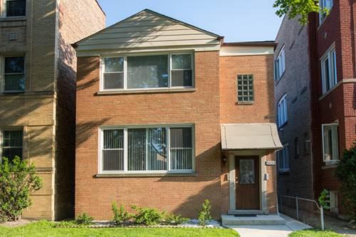 5333 W Sunnyside, Chicago, IL 60630