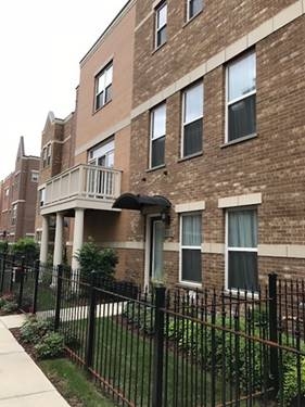959 W 36th Unit 3, Chicago, IL 60609