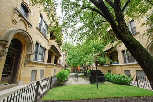 724 W Sheridan Unit 1S, Chicago, IL 60613 Lakeview