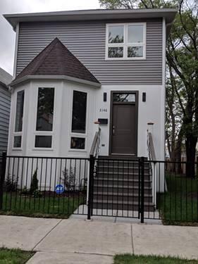 2146 N Kilpatrick, Chicago, IL 60639