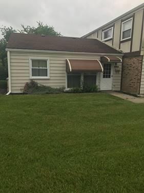 2531 N Cedar Glen Unit 2531, Lynwood, IL 60411