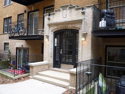 1229 W Greenleaf Unit 2S, Chicago, IL 60626