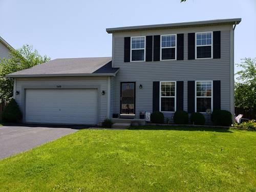 549 Scott, Romeoville, IL 60446