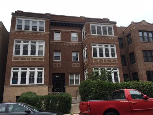 722 W Bittersweet Unit 2W, Chicago, IL 60613 Uptown