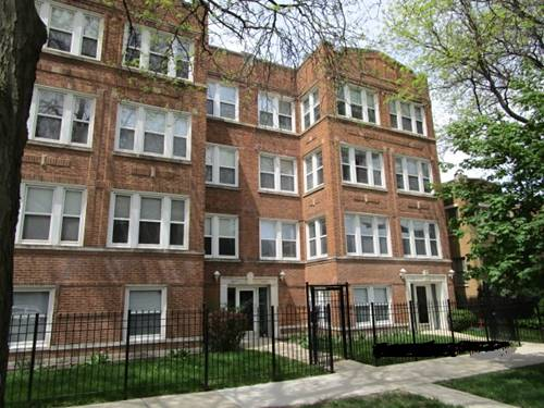 4908 N Springfield Unit G, Chicago, IL 60625