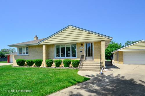8112 W Courtland, Norridge, IL 60706