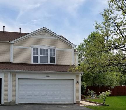 590 Wedgewood, Lake In The Hills, IL 60156