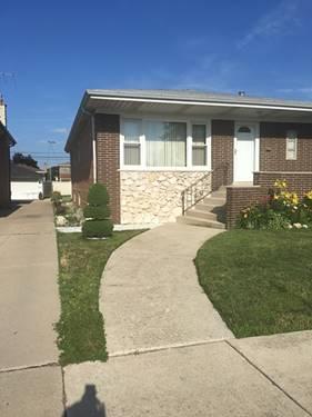 661 Muskegon, Calumet City, IL 60409