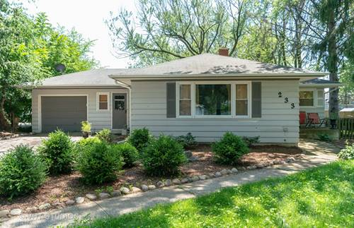 233 55th, Downers Grove, IL 60515