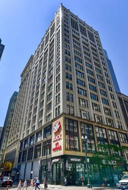 8 W Monroe Unit 503, Chicago, IL 60603 Loop