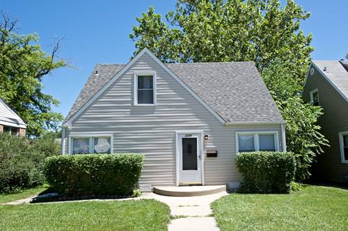 3309 Ruby, Franklin Park, IL 60131