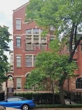 1140 W Wrightwood Unit 2, Chicago, IL 60614 West Lincoln Park