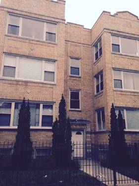 7516 N Damen Unit 3, Chicago, IL 60645
