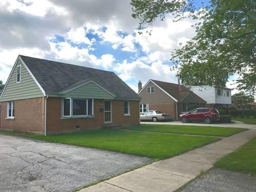 10943 Mcvicker, Chicago Ridge, IL 60415
