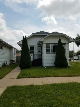 247 Englewood, Bellwood, IL 60104