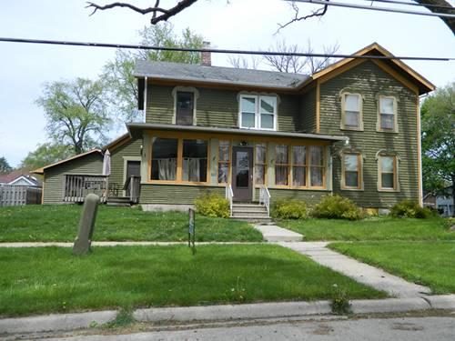 292 E Mckinley, Hinckley, IL 60520