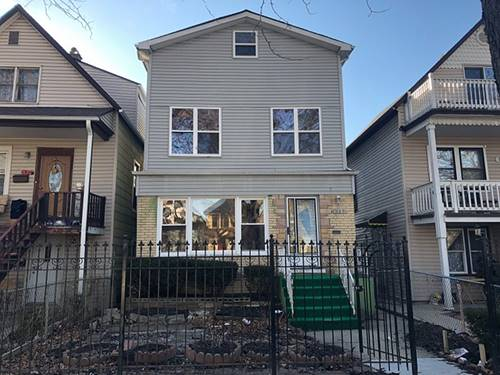 4312 N Lawndale, Chicago, IL 60618