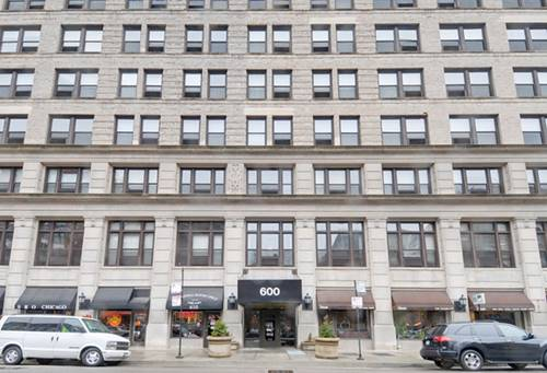 600 S Dearborn Unit 1109, Chicago, IL 60605 South Loop