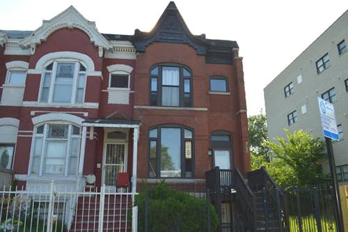 3600 S Giles, Chicago, IL 60653
