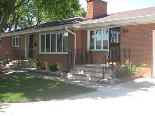 4701 N Oconto, Harwood Heights, IL 60706