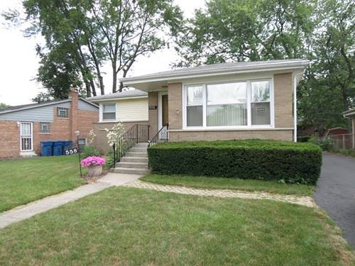 558 Shelly, Chicago Heights, IL 60411