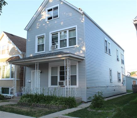 4737 S Keeler, Chicago, IL 60632