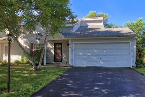 417 Newbury, Island Lake, IL 60042