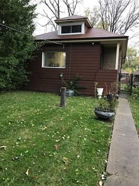 1439 W 105th, Chicago, IL 60643