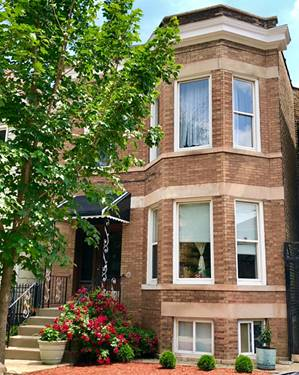 2819 N Rockwell, Chicago, IL 60618 West Lakeview